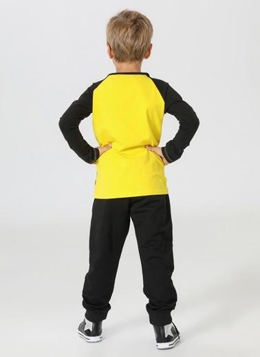 Lupiakids Dude Monkey Cepli Pantolon+T-shirt Renkli